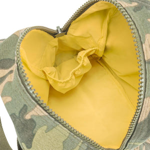 Zipper Lunch BAg - Camo
