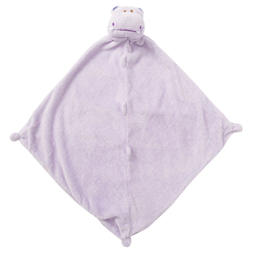 Angel Dear Lilac Hippo Lovey