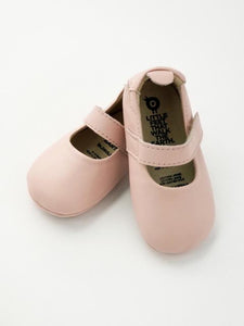 Old Soles Baby Girl's Pink Mary Jane