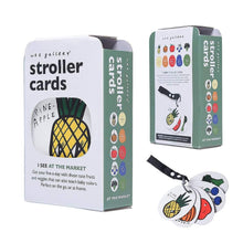 Load image into Gallery viewer, Wee Gallery Stroller Cards - See In the Market