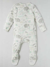 Load image into Gallery viewer, Boy's printed footie onesie
