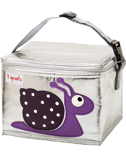 Snail Lunch Box