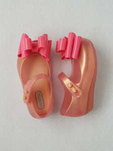 Mini Melissa girl's shoes
