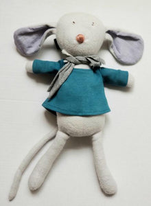 Organic Animal Doll - Oliver Mouse