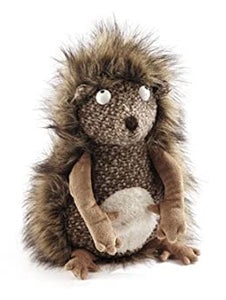 Sigikid Plush Beast - Hedgehog Cool and Curious