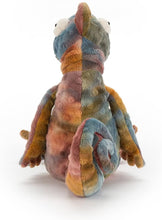 Load image into Gallery viewer, Jellycat - Colin Chameleon Stuffed Animal