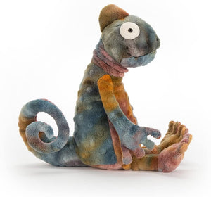 Jellycat - Colin Chameleon Stuffed Animal