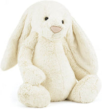 Load image into Gallery viewer, Jellycat Bashful Cream Bunny