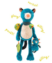 Load image into Gallery viewer, Moulin Roty - Dans La Jungle - Zimba Activity Panther