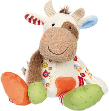 Load image into Gallery viewer, Plush Toy - Patchwork Cow