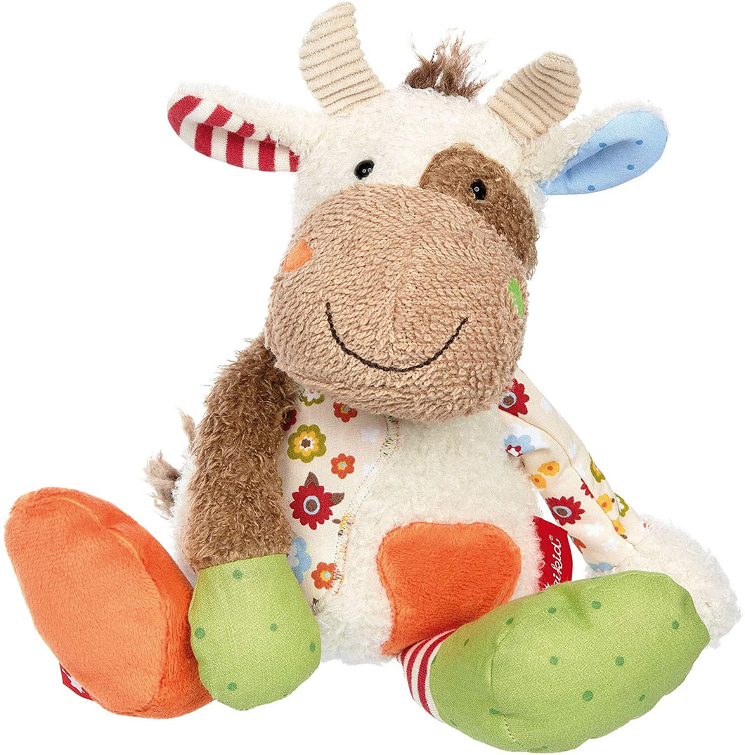 Plush Toy - Patchwork Cow