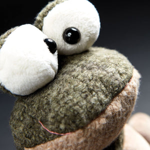 Sigikid Plush Beast - I Was Frog
