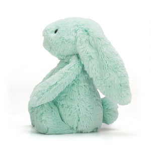 Jellycat Stuffed Animal - Small Bashful Mint Bunny