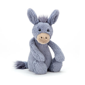 Jellycat Stuffed Animal - Small Bashful Donkey