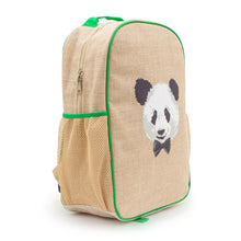 Load image into Gallery viewer, So Young Monsieur Panda Toddler Backpack