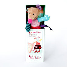 Load image into Gallery viewer, Moulin Roty Tooth Fairy Mouse - Les Jolis Pas Beaux