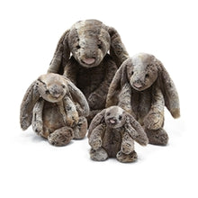 Load image into Gallery viewer, Jellycat Stuffed Animal - Bashful woodland Bunny