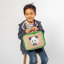 Load image into Gallery viewer, So Young Monsieur Panda Lunch Box