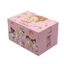 Load image into Gallery viewer, Chanteur - Ballerina Music Jewelry Box