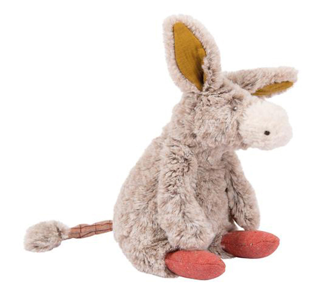 Moulin Roty Plush Toy -Small Donkey