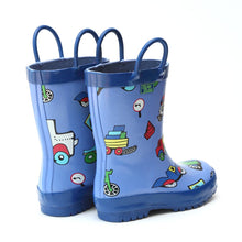 Load image into Gallery viewer, Pluie Pluie Truck Rain Boots