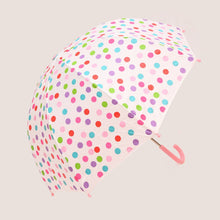 Load image into Gallery viewer, Pluie Pluie Polka Dot Umbrella