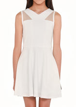 Load image into Gallery viewer, The Jill Dress in Ivory (Tween)