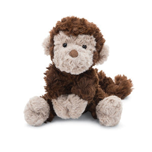 Jellycat Stuffed Animal - Small Squiggle Monkey
