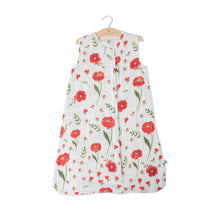 Load image into Gallery viewer, Sleeping bag - Summer poppy