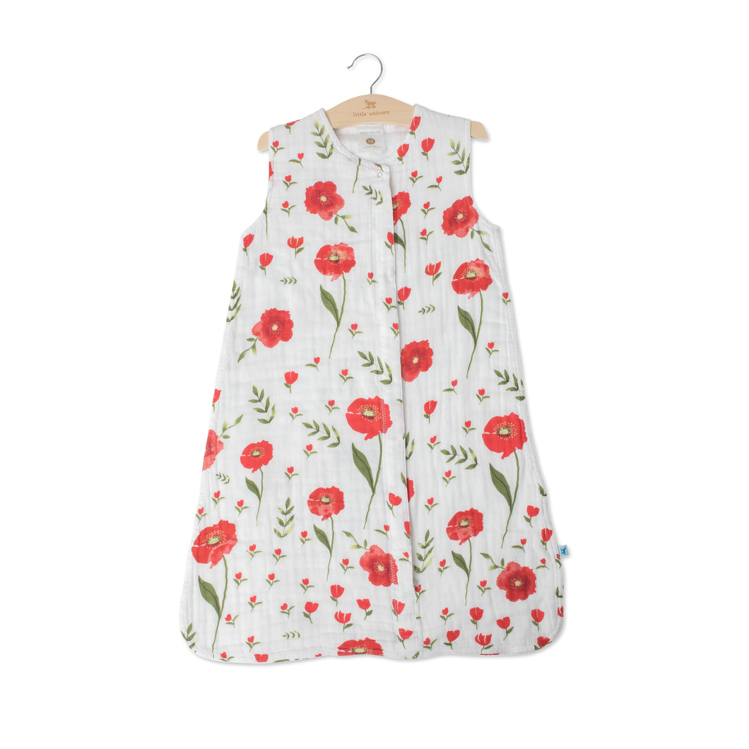 Sleeping bag - Summer poppy