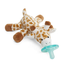 Load image into Gallery viewer, WubbaNub Plush Pacifier - Giraffe
