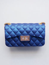 Load image into Gallery viewer, Girl's royal blue shoulder bag