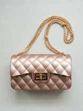 Load image into Gallery viewer, Girl's blush shoulder bag