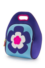 Load image into Gallery viewer, Flower power lunch bag
