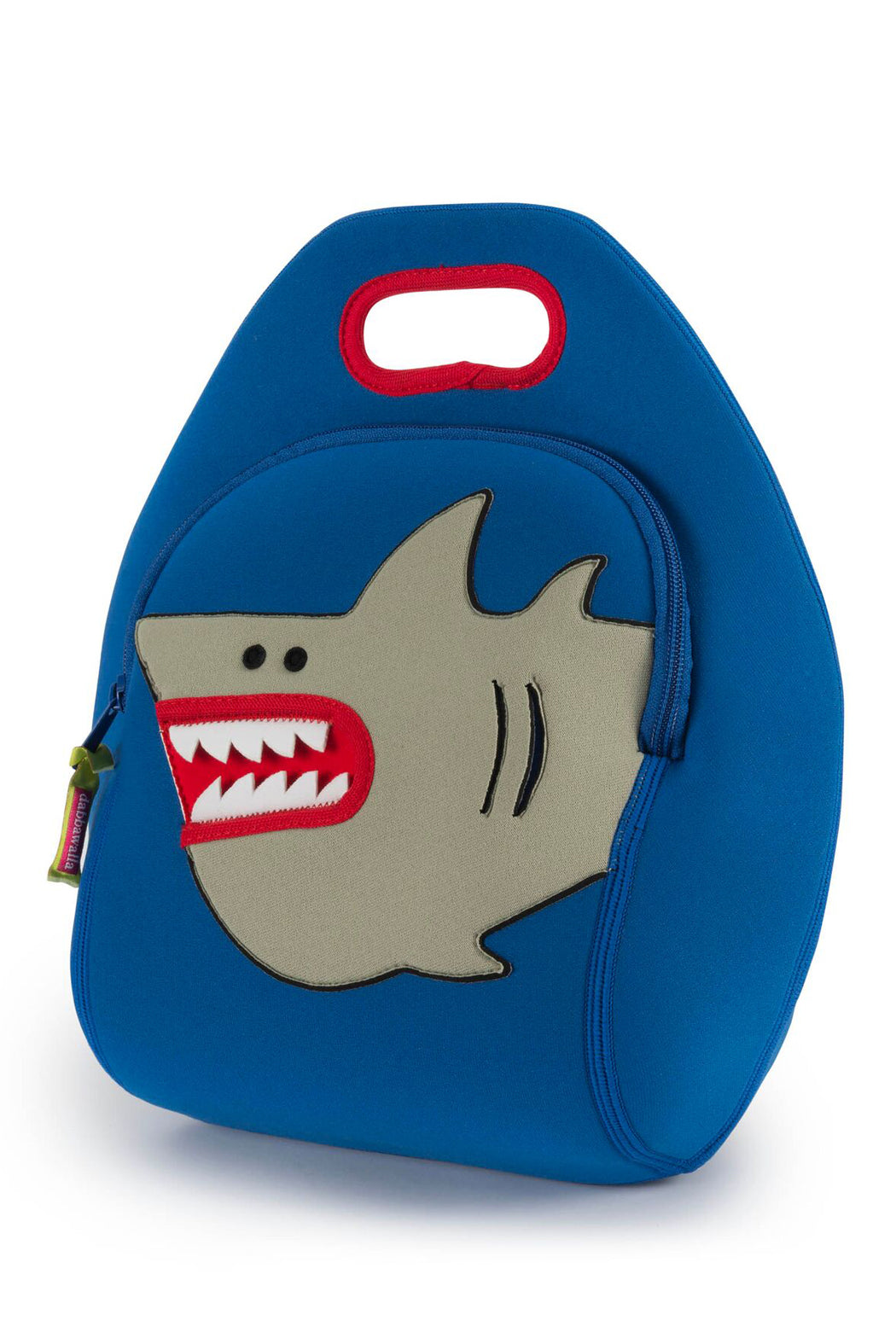 Shark tank lunch bag