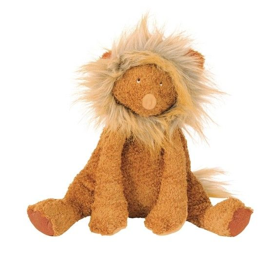 Moulin Roty Plush Toy - Lion Roudoudou