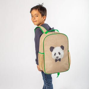 So Young Monsieur Panda Toddler Backpack