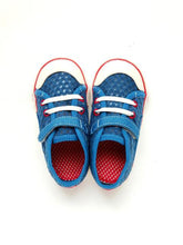 Load image into Gallery viewer, See Kai Run Boy's Blue Mesh Sneakers