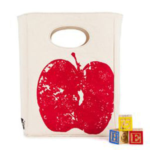 Classic Lunch Bag - Apple