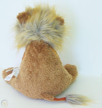 Load image into Gallery viewer, Moulin Roty Plush Toy - Lion Roudoudou