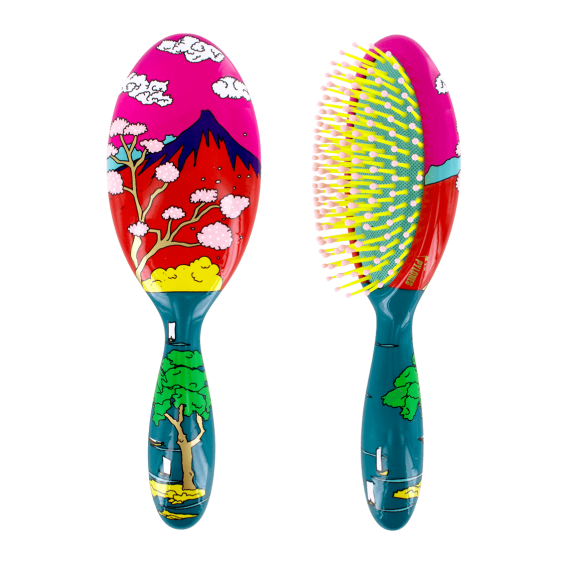 Pylone Large Hairbrush - Estampe