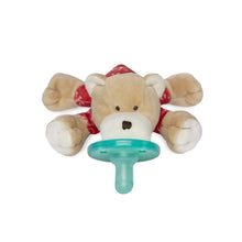 Load image into Gallery viewer, WubbaNub Plush Pacifier - PJ Baby Bear