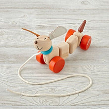 Load image into Gallery viewer, Plan Toys Happy Puppy Pull-Along