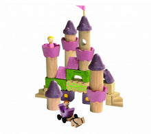 Load image into Gallery viewer, Plan Toys Fairy Tale Blocks
