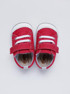 See Kai Run Baby Boy's Red Sneakers