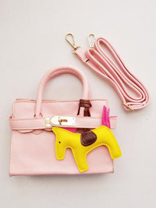Girl's satchel handbag