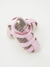 Load image into Gallery viewer, Girl's  pink sandals