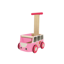 Load image into Gallery viewer, Plan Toys Van Walker - Pink