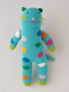 Blabla Knit Doll - Bubbles the Cat