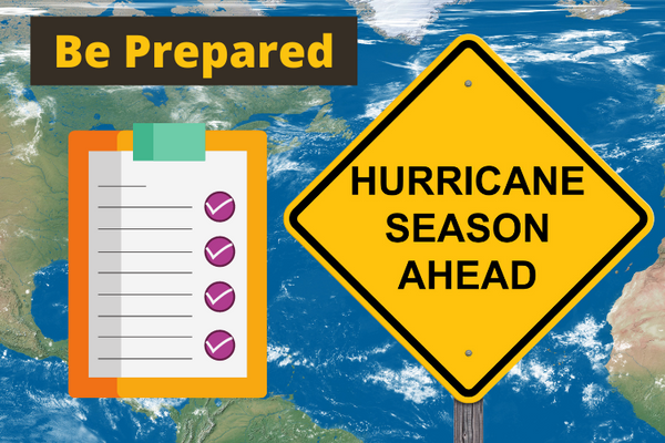 Essential Hurricane Emergency Survival Tips & Supplies List